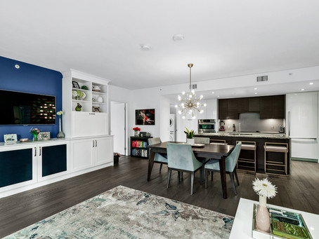 Luxury Living in Olympic Village   Vancouver Real Estate Photographer
