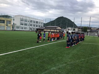 U-13 トレーニングマッチ vs城北高校女子サッカー部