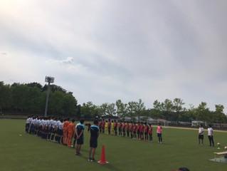 U-15 トレーニングマッチ vs米子北