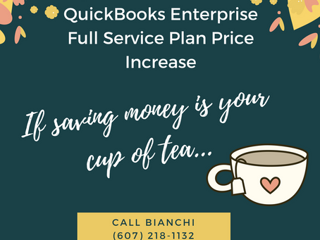 Intuit Announces QuickBooks Enterprise Full Service Plan Price Increase