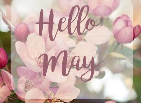 Hello May, Hello New Promos!