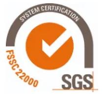 Certificado FSSC 22000 - Corplastic - Fa