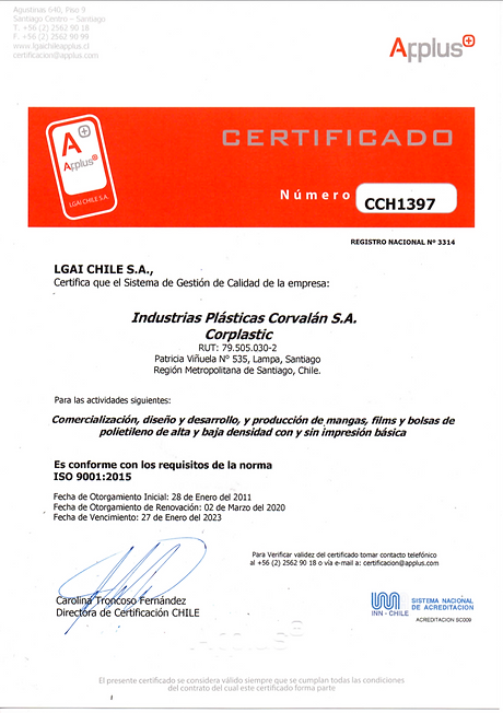 ISO 9001 Corplastic.png