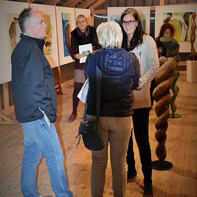 Ausstellung Erlengut 2015