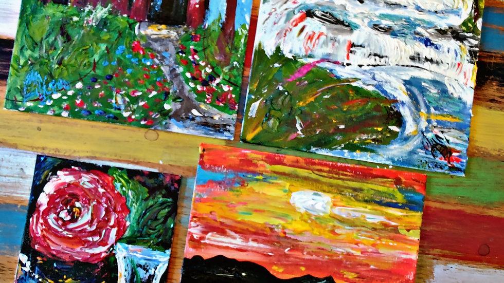 June Art In Pajamas Adult Painters Club Membership