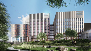 Trimble is the new anchor tenant at the Oasis of Professionals campus in Espoo