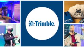 Groundbreaking of Trimble's new office building