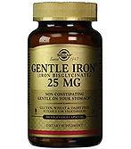 gentle iron solgar bisglycinate