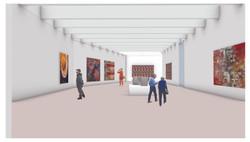 Third floor Interior Gallery
