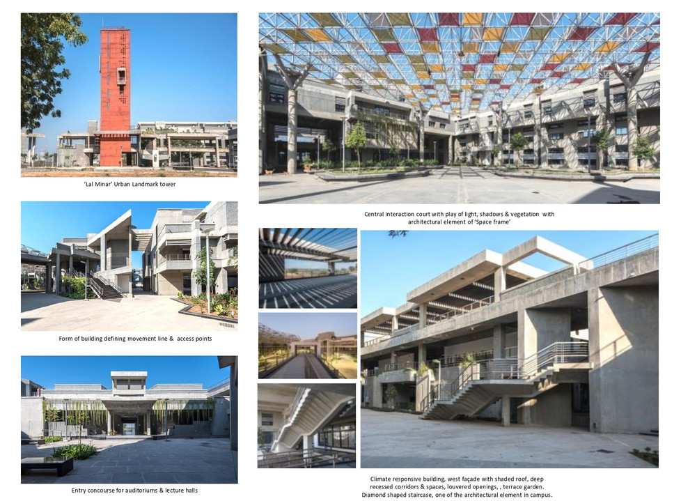 Site Images (IITGN by Mitimitra Consultants, India)