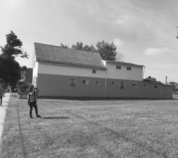 Capturing Telescopic houses in Buffalo