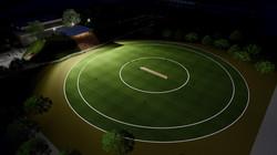 """Field"" at night"