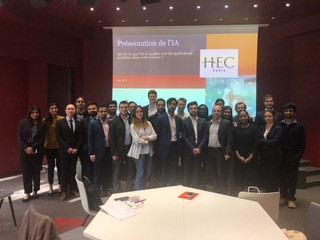 HEC Data Minds x PwC: Data Workshop (May 2019)