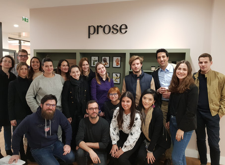Prose: Company Fireside Chat – 06.02.2020