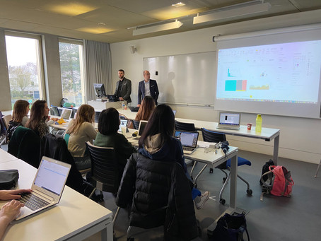 Business Intelligence and Data Viz in the Work Place:  Microsoft Power BI Workshop – 05.03.2020