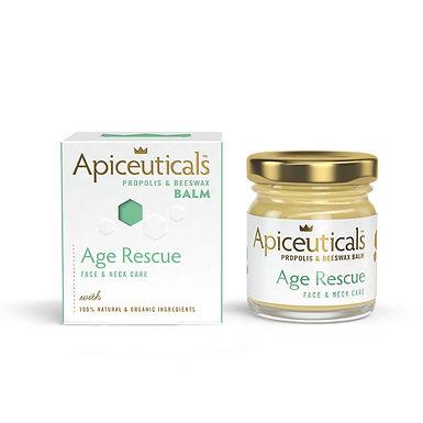 AGE RESCUE Balm with Argan Oil    Apiceuticals