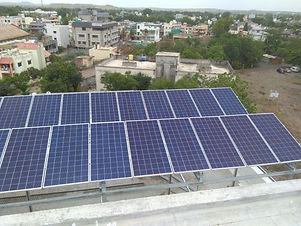 solar on hospital