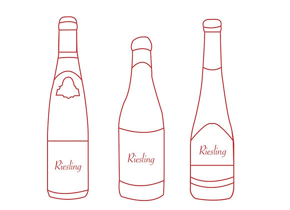 Riesling box 3 flessen