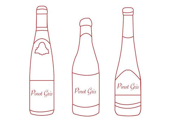 Pinot Gris 3 flessen
