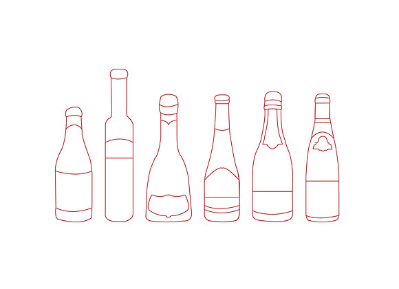 Belgische wijnbox