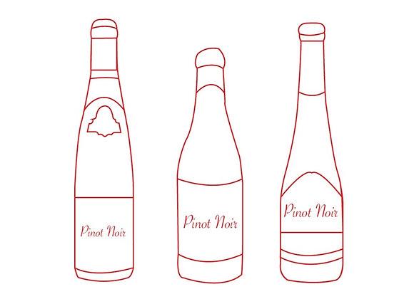 Pinot Noir 3 flessen