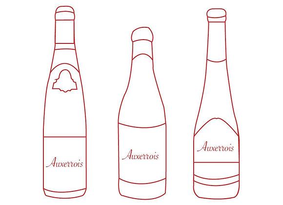 Auxerrois box 3 flessen