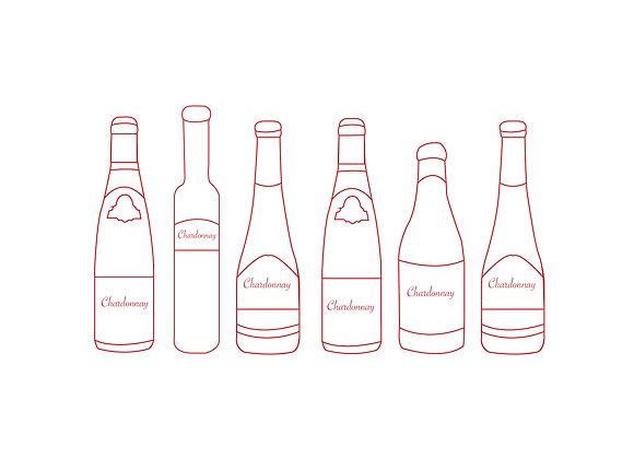 Chardonnay box 6 flessen