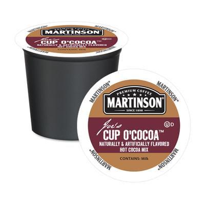 MARTINSON RC HOT CHOCOLATE 24 CT