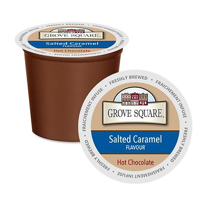GROVE SQUARE SALTED CARAMEL 24 CT