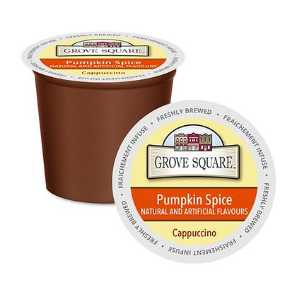 GROVE SQUARE PUMPKIN SPICE CAPP 24 CT