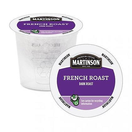 MARTINSON COFFEE RC FRENCH ROAST 24 CT