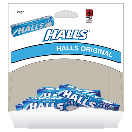 HALLS ORIGINAL 20X24 GR