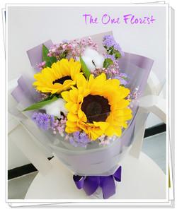 SS-向日葵小花束