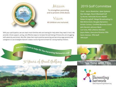 Annual Golf Classic Fundraiser