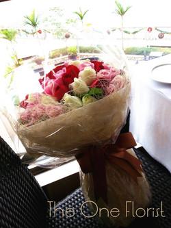 99枝玫瑰求婚花束 (BQ-93)