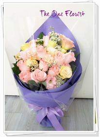 12枝粉玫瑰花束.jpg