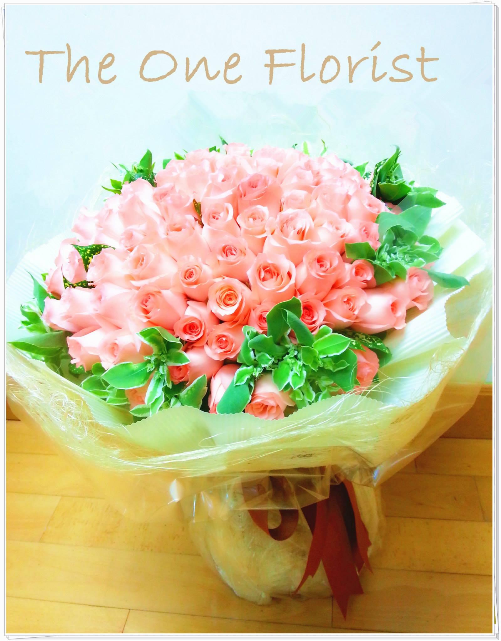 99枝玫瑰求婚花束 (BQ-94)