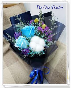 MD-A01香皂花小花束