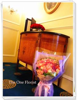 99枝玫瑰花束 網上花店 (BQ-92)