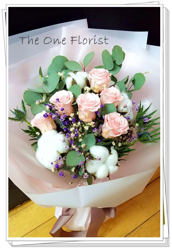 保鮮花花束 JU-11