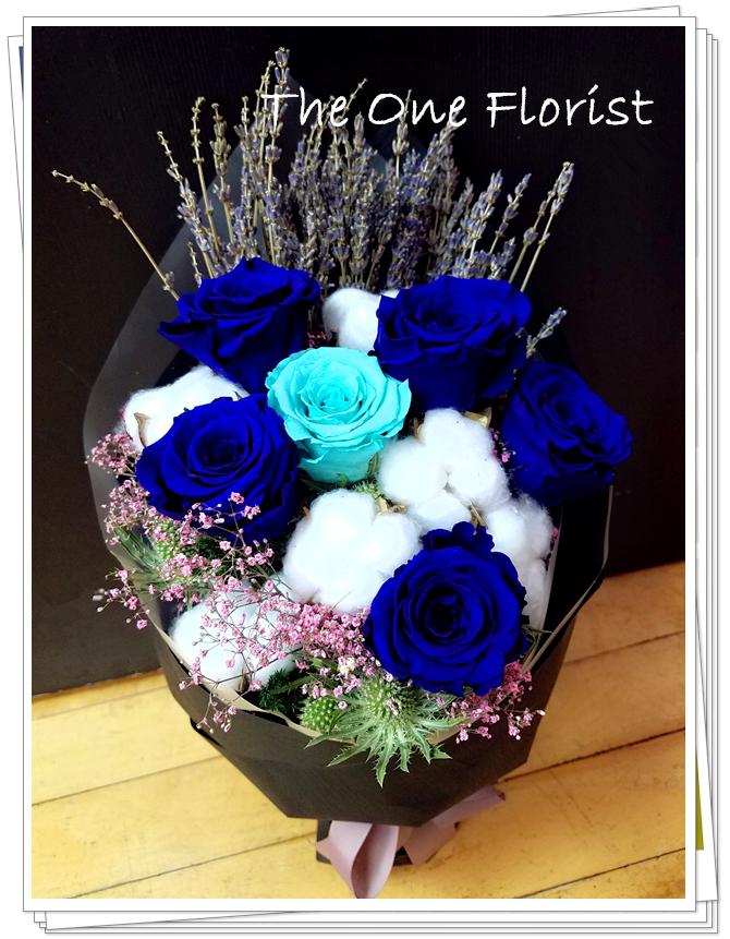 保鮮花花束 JU-09
