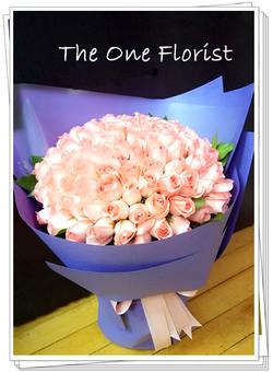 求婚花束99枝玫瑰BQ-100