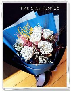 保鮮花花束 JU-02