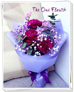 (MD-A01)母親節康乃馨小花束