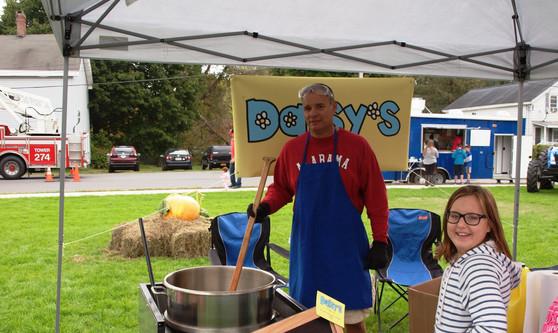 Vendor- Daisy's Kettle Corn