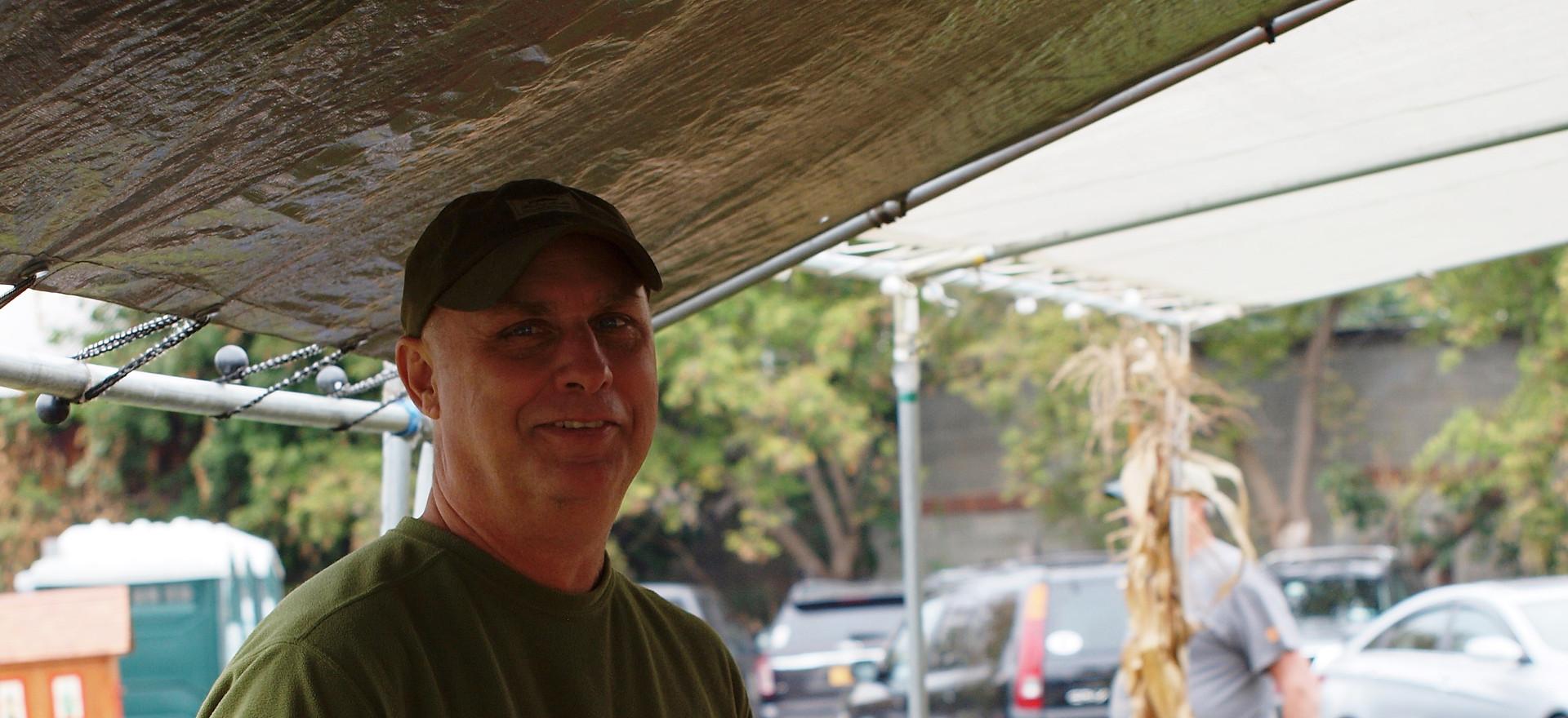 Keith Maziejka, volunteer