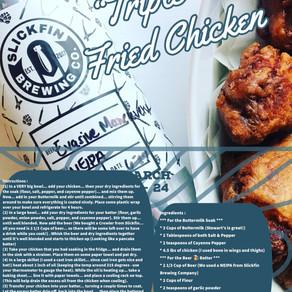 """""""Triple B"""" Fried Chicken"""