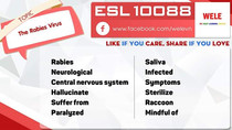ESL 10088 The Rabies Rirus