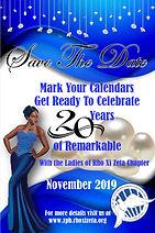Zeta 20 Years of Remarkable