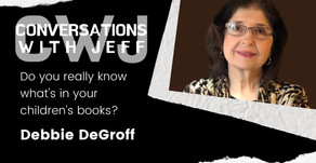 Debbie DeGroff exposes the SHOCKING content found in children's books! | Conversations with Jeff #94